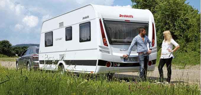 Dethleffs Club Wohnmobil Reisemobil Kopie
