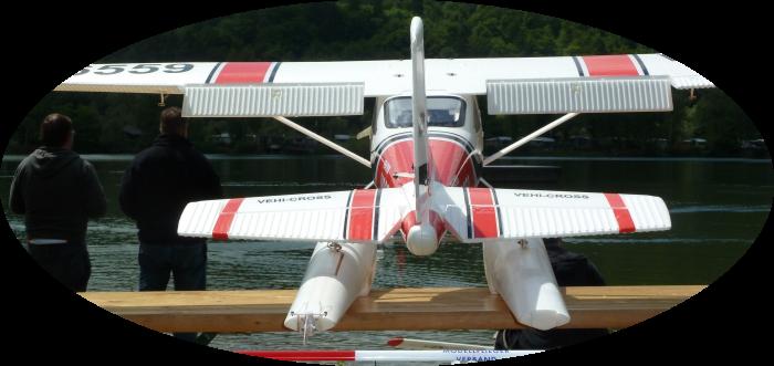 Wasserflugtreffen Edersee Teichmann