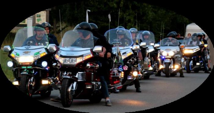 Goldwing Motorrad Treffen