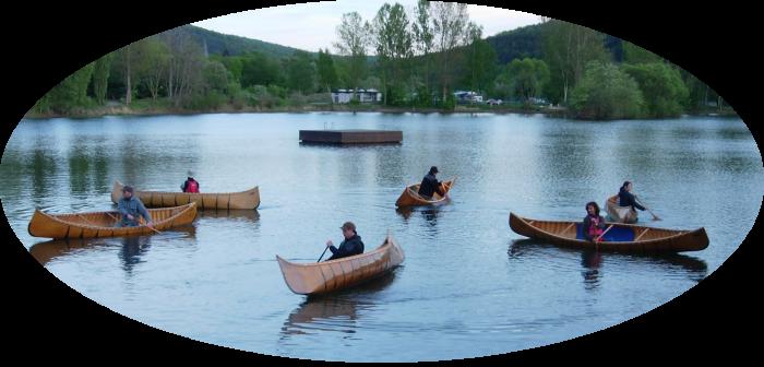 Kringelfieber Kanu Edersee Teichmann