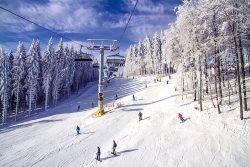 ski winter sport ferien haus pension