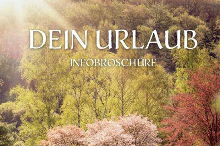 Camping am Edersee - Info Brochüre