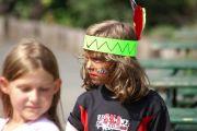 Camping Teichmann  Edersee    Indianerfest