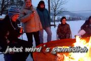 Camping Teichmann Edersee  Winterspaß